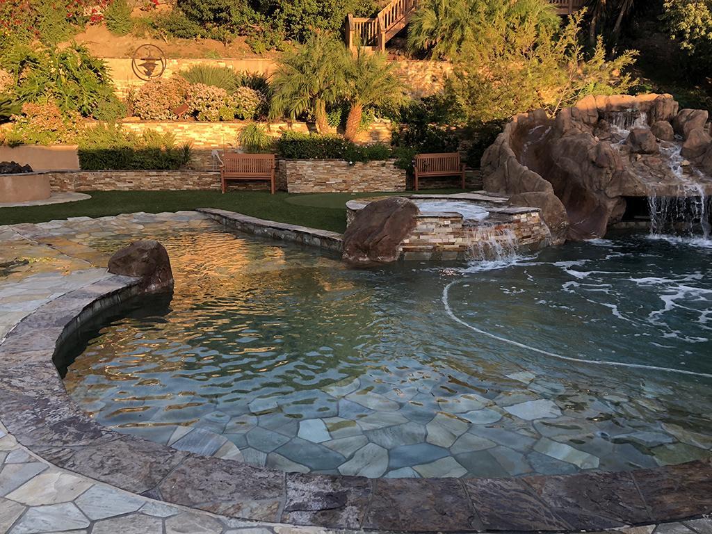 Estrada S Pools Pool Leak Repair En California